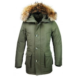 Winterjas heren parka 8002