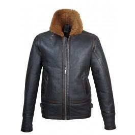Lammy Coat Pall Mall model