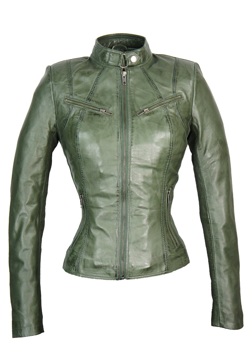Nep Leren Jas Dames.Leather Palace Leren Jas Dames Cognac