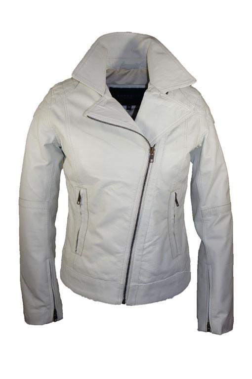 Leather Palace Motor look leren jas dames
