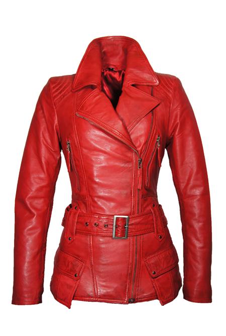 Rode Leren Jas Dames.Leather Palace Leren Jas Dames Bruin