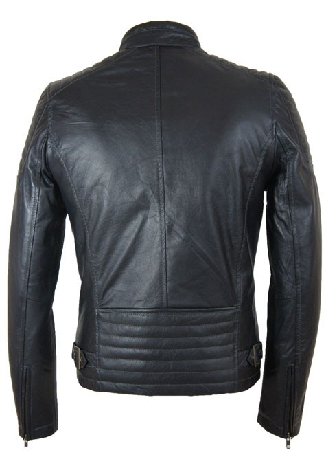 Leather Palace heren leren jas