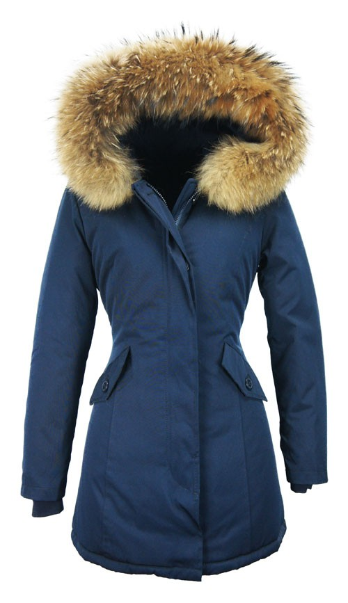 Winterjas Zonder Bont.Leather Palace Woolrich Winterjassen