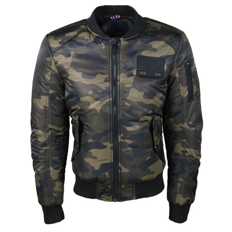 Army jas Leather Palace