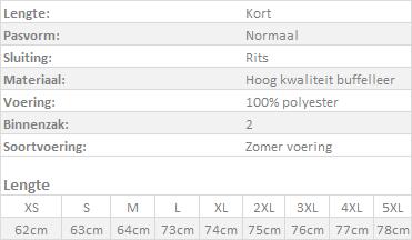 lengte M001